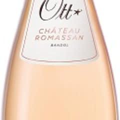"Domaines Ott Rosé Bandol ""Château Romassan"" 2019 - 750ml"