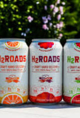 H2Roads Craft Seltzer Variety Case Cans 2/12pk - 12oz