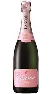 Champagne Lanson Brut Rose - 375ml