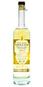 Tequila Ocho Single Barrel Anejo 100% Puro de Agave 750ml
