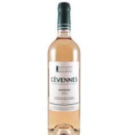 """Les Collines du Bourdic """"Cévennes Marselan"""" Rosé 2019 - 750ml"""