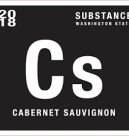 "Substance Cabernet Sauvignon ""CS"" 2018 - 750ml"