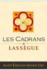 Les Cadrans de Lassègue Saint-Émilion Grand Cru 2016 - 750ml