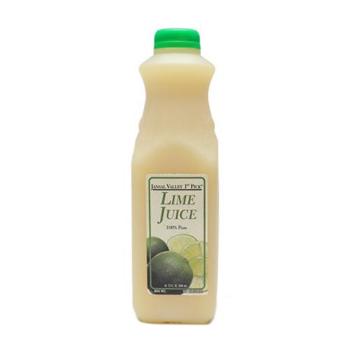 Jansal Valley Lime Juice 1 Quart