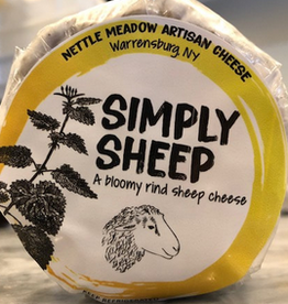 Nettle Meadow Simply Sheep Cheese 6 oz