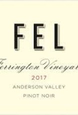 "FEL Pinot Noir ""Ferrington Vineyard"" Anderson Valley 2017 - 750ml"