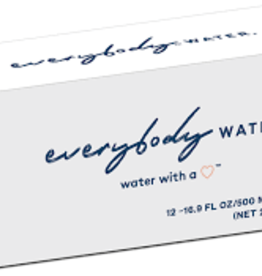 Everybody Water Case 12/16.9oz