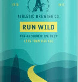 Athletic Brewing Run Wild IPA NA Cans 6pk - 12oz