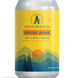 Athletic Brewing Upside Dawn Golden Ale NA Cans 6pk - 12oz