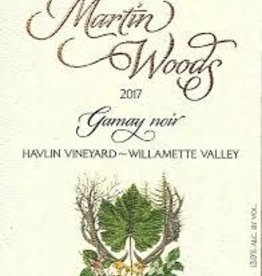 "Martin Woods Gamay Noir ""Havlin Vineyard"" Willamette Valley 2017 - 750ml"
