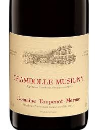 Domaine Taupenot-Merme Chambolle Musigny 2016 - 750ml