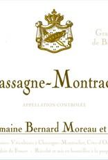 Bernard Moreau Chassagne Montrachet 2018 - 750ml