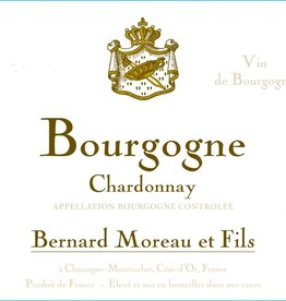 Bernard Moreau Bourgogne Blanc 2018 - 750ml