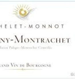 Bachelet-Monnot Puligny Montrachet AC 2017 - 750ml