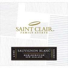 "St Clair Family Estate Sauvignon Blanc ""Origin Series"" 2018 - 750ml"