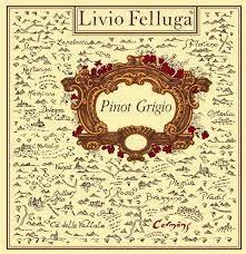 Livio Felluga Pinot Grigio 2018 - 750ml