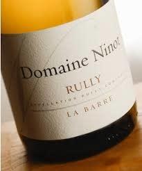 "Domaine Ninot Rully ""Le Barre"" Blanc 2016 - 750ml"