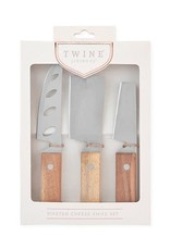 Rustic Cheese Knife Set
