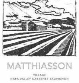 "Matthiasson Village Cabernet Sauvignon ""No. 2"" 2018 - 750ml"