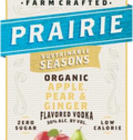Prairie Spirits Apple Pear Ginger Flavored Vodka - 750ml