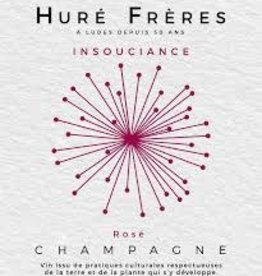 "Champagne Hure Freres Brut Rosé ""Insouciance"" NV - 750ml"
