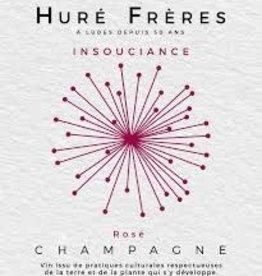 "Champagne Hure Freres Brut Rosé ""Insouicance"" NV - 750ml"