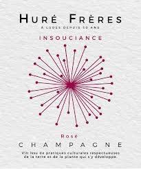"Champagne Hure Freres Brut Rosé ""Insouciance"" NV - 750ml"