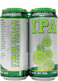 Fiddlehead Brewing IPA Case Cans 6/4pk - 16oz