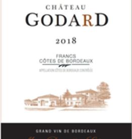 Chateau Godard Cotes de Bordeaux 2018 - 750ml