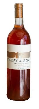 "Donkey & Goat Pinot Gris ""Ramato"" Filigreen Farm Anderson Valley 2019 - 750ml"
