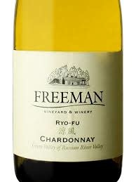 "Freeman Chardonnay ""Ryo-Fu"" Russian River 2017 - 750ml"