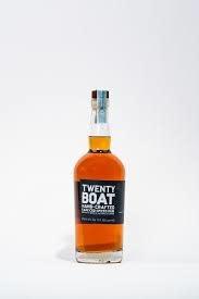 Twenty Boat Spiced Rum 375ml