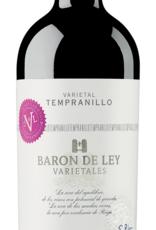Baron de Ley Varietales Rioja Tempranillo 2018 - 750ml