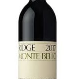 Ridge Montebello 2017 - 750ml