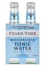 Fever Tree Mediterranean Tonic Water 4pk - 6.8oz