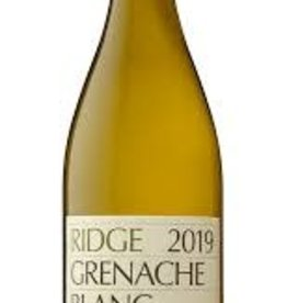 Ridge Grenache Blanc 2019