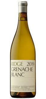 Ridge Grenache Blanc 2019 - 750ml