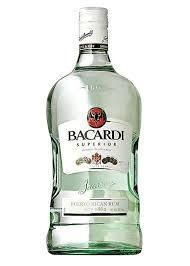 Bacardi Silver Rum 1.75L
