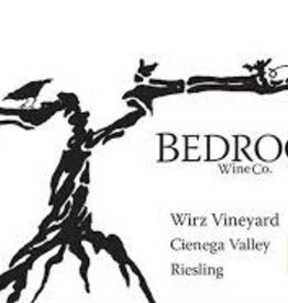 Bedrock Riesling Wirz Vineyard Cienega Valley 2014 - 750ml
