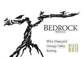 Bedrock Riesling Wirz Vineyard Cienega Valley 2014 - 750ml