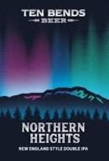 Ten Bends Northern Heights IIPA Case Cans 6/4pk - 16oz