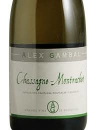 Alex Gambal Chassagne Montrachet 2018 - 750ml