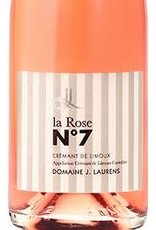"J. Laurens Cremant de Limoux ""La Rose No. 7"" NV 750ml"