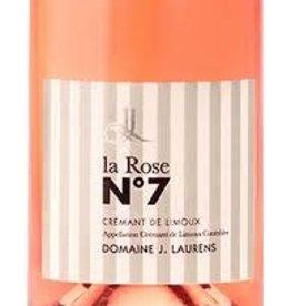 """J. Laurens Cremant de Limoux """"La Rose No. 7"""" NV 750ml"""