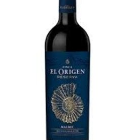 Finca El Origen Malbec Reserva Estate 2018 - 750ml