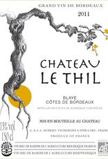 Chateau le Thil Blaye Cotes de Bordeaux 2017 - 750ml