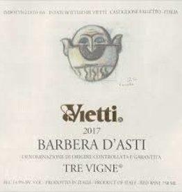 """Vietti Barbera d'Asti """"Tre Vigne"""" 2018 - 750ml"""