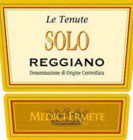 """Medici Ermete Lambrusco """"Le Tenute Solo"""" ReggianoNV - 750ml"""