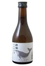 "Suigei ""Drunken Whale"" Tokubetsu Junmai Sake - 300ml"