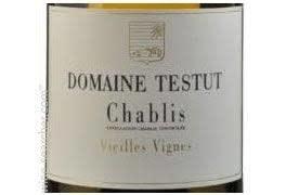 Domaine Testut Chablis Vieilles Vignes 2018 - 750ml